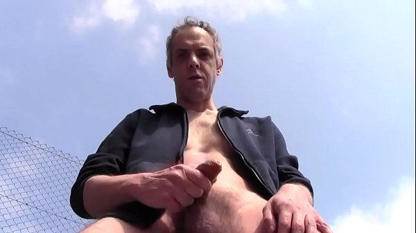 Huge cumshot, Big ass solo, Huge ass, Naked public, Cumshot ass