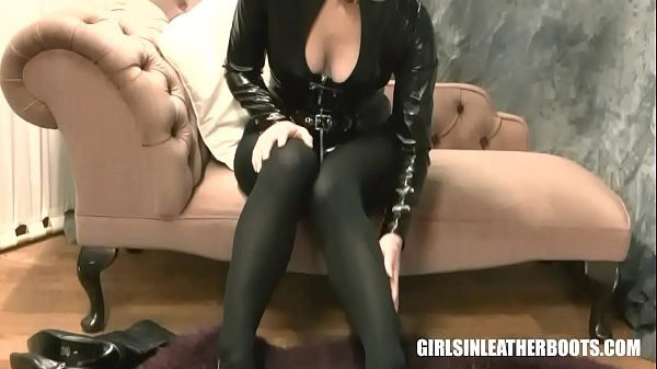 Latex, Boots, Boot
