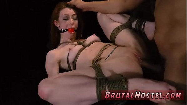 First, Anal brutal