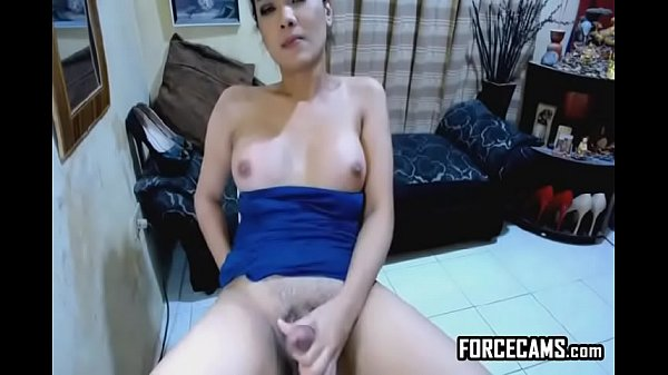 Amateur, Asian tranny, Amateur tranny