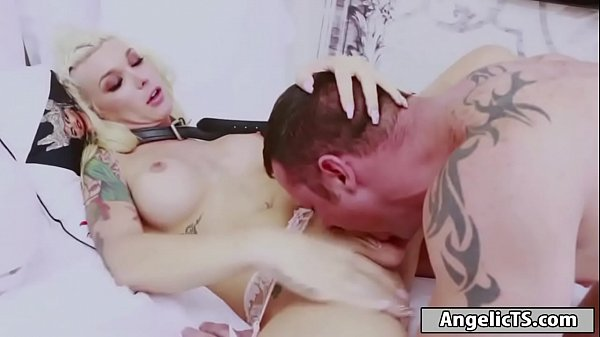 Shemale cock, Anal riding