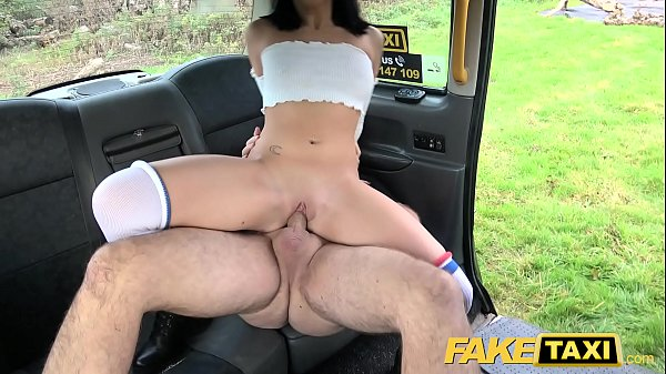 Fake taxi, Socks, Taxi, Knickers