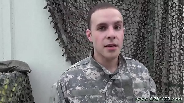 Soldier, Gay monster cock