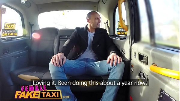 Fake taxi, Taxi, Cum in mouth, Female taxi