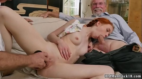 Old man, Teen old man, Swallow compilation, Cum swallow