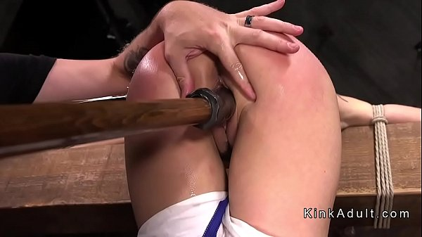 Anal fisting, Anal fist, Hogtied