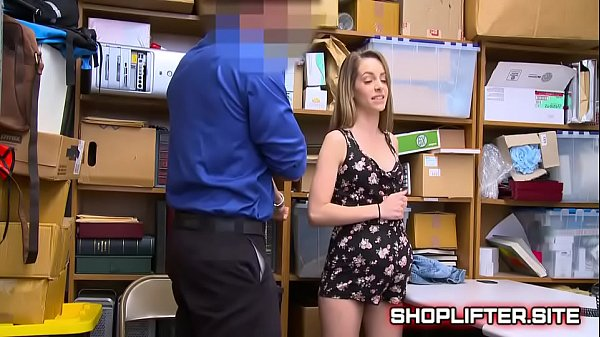 Blackmail, Shoplifter, Blackmailed
