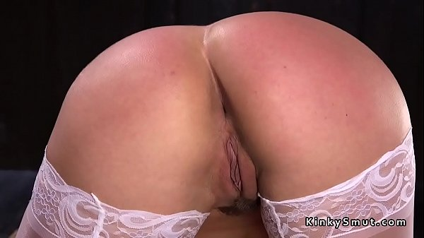 Spanked, Spanking ass