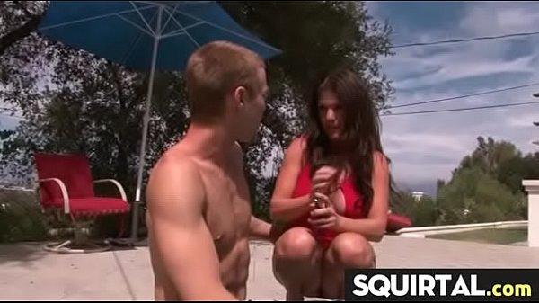 Squirt orgasm, Ejaculation