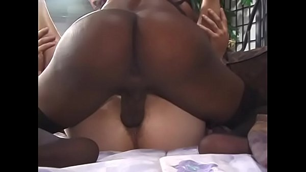 Shemale cock, Cum on ass