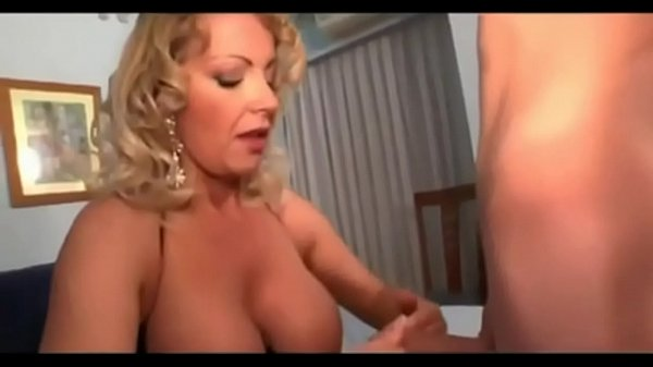 Young, Mom boy, Youngs, Busty mom