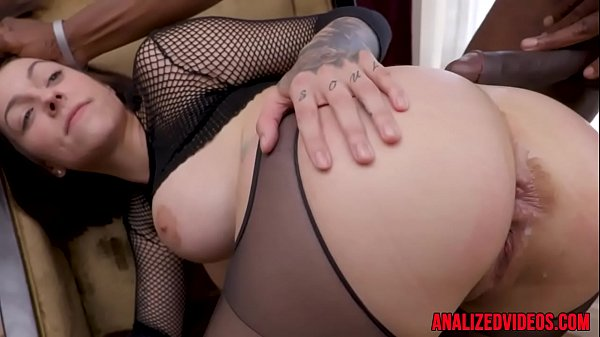 Creampie anal
