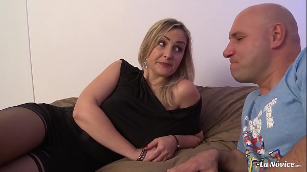 French, Big tit blondes