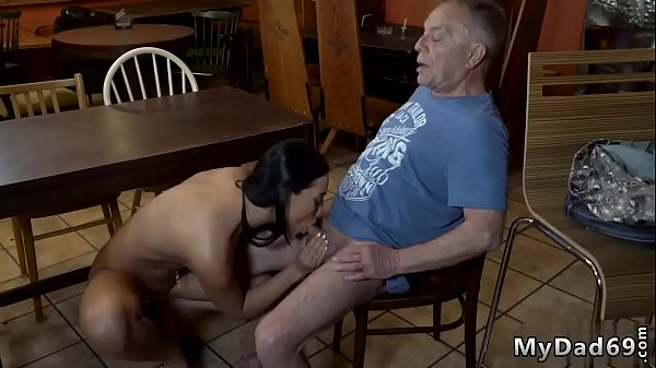 Old man, Wife fisting