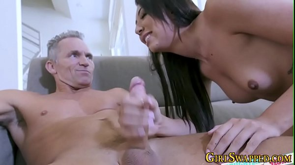 Stepdad, Swallow, Cum swallow