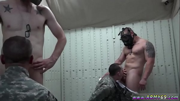 Army, Soldier, Gay hunk, Gay glory hole